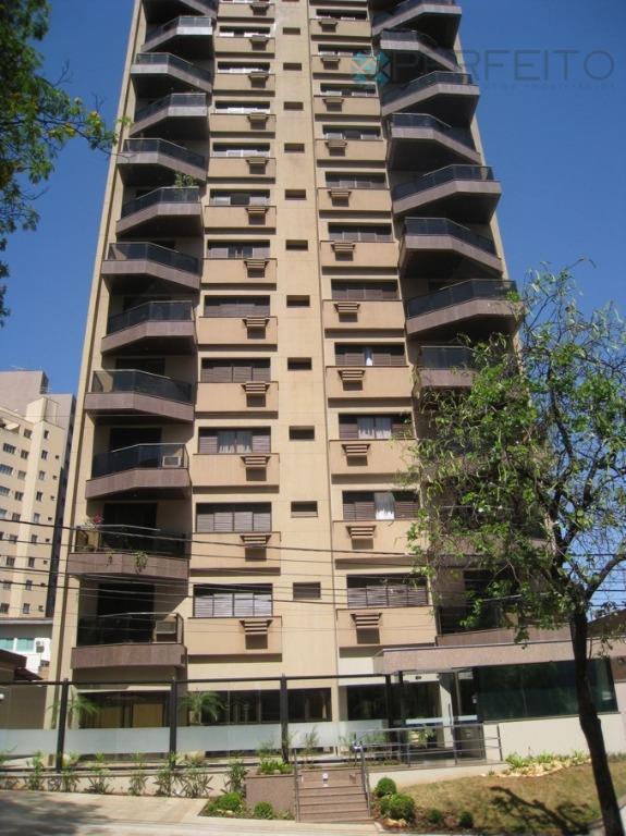 Apartamento residencial à venda, Centro, Londrina - AP0744.