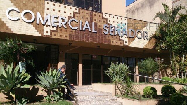 Sala comercial para locação, Centro, Londrina - SA0072.
