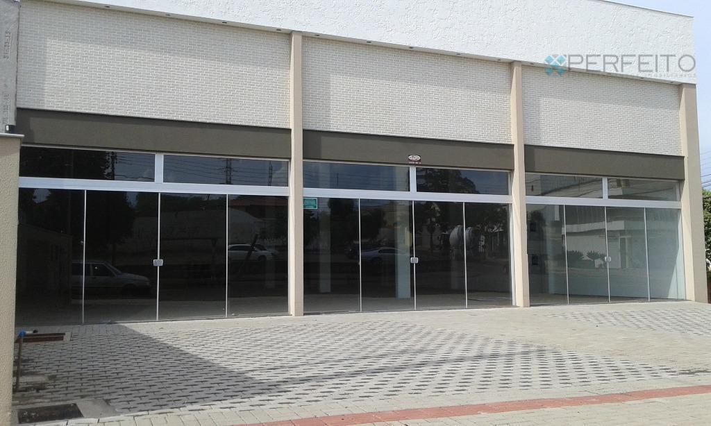 Loja comercial para locação, Centro, Londrina - LO0065.