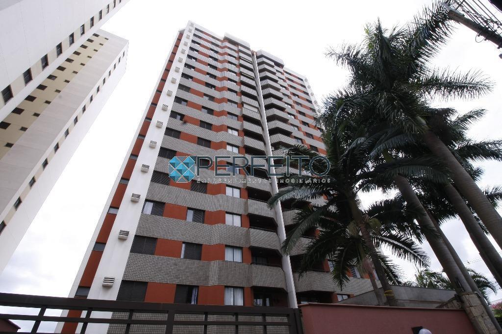 Apartamento residencial à venda, Judith, Londrina - AP0750.