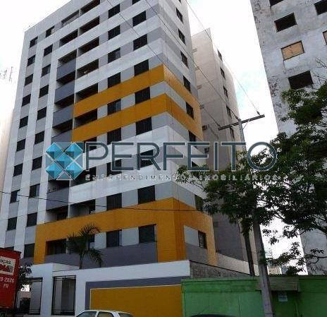 Apartamento residencial para locação, Gleba Fazenda Palhano, Londrina - AP0755.