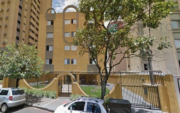 Apartamento residencial à venda, Vila Fujita, Londrina.