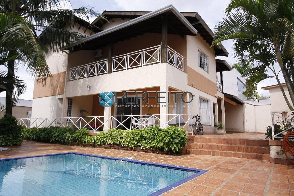 Casa com 3 dormitórios à venda, 280 m² por R$ 1.500.000 - Parque Residencial Alcântara - Londrina/PR