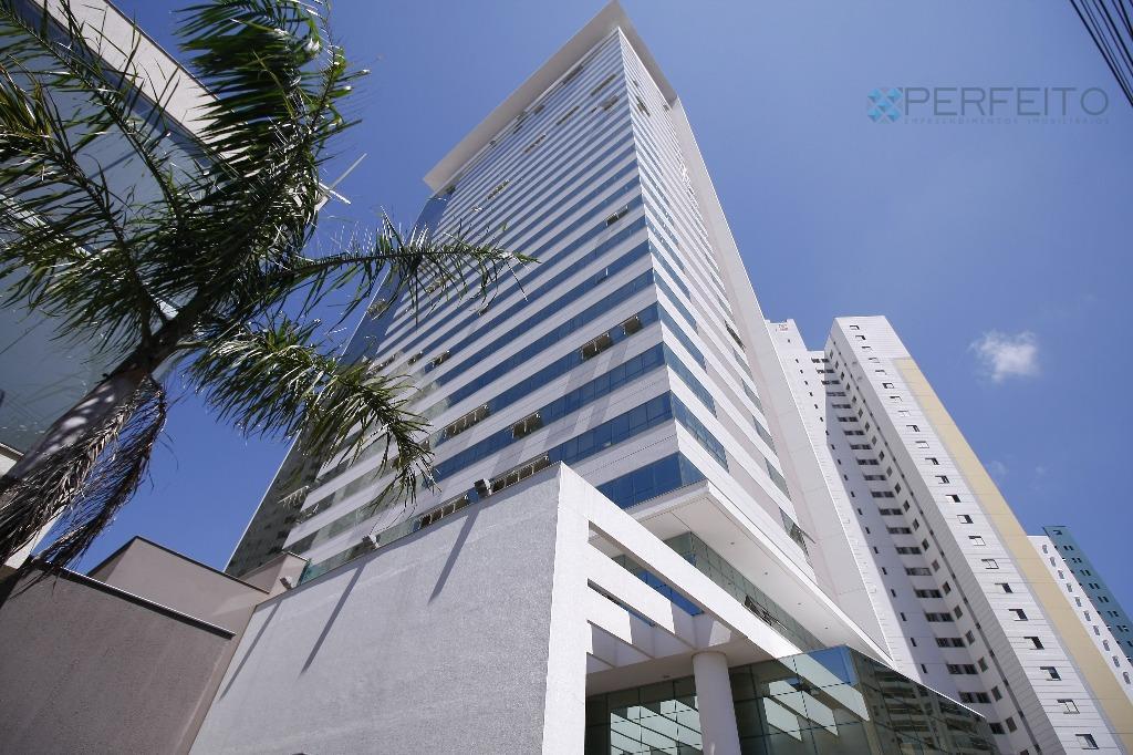 Laje corporativa para locação, Gleba Palhano, Londrina - LJ0002.