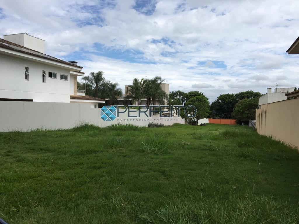 Terreno residencial à venda, Gleba Palhano, Londrina.