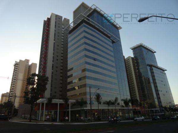 Sala comercial à venda, Gleba Palhano, Londrina.
