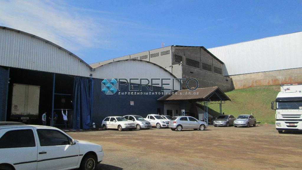 Barracão comercial à venda, Alpes, Londrina - BA0079.
