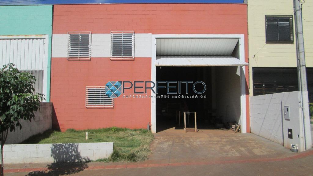 Barracão à venda, 250 m² por R$ 450.000,00 - Jardim Marissol - Londrina/PR