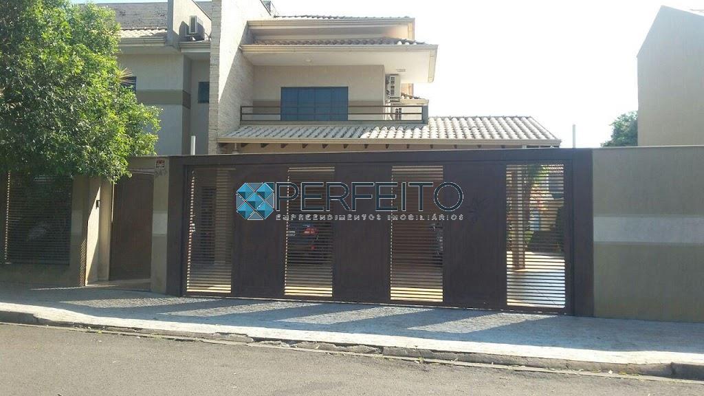 Sobrado residencial à venda, Novo Antares, Londrina.