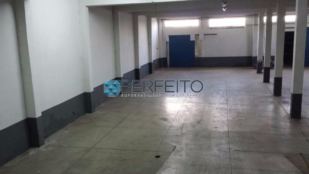 Barracão comercial para locação, Centro, Londrina.
