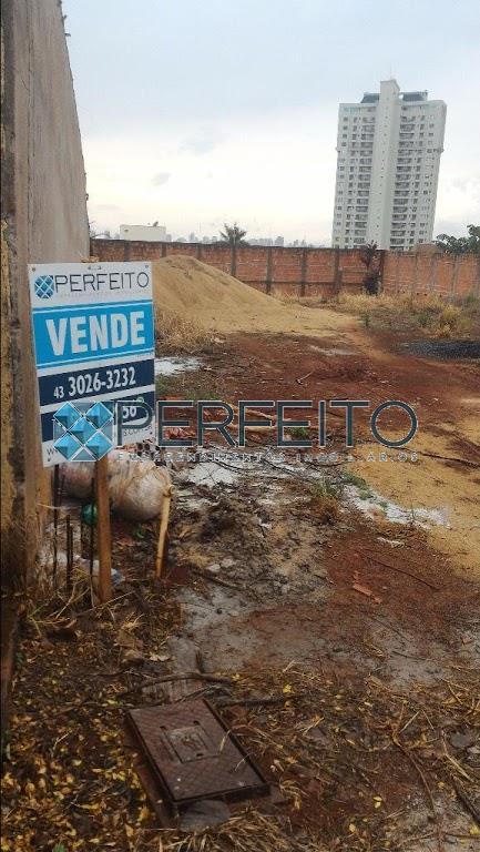 Terreno residencial à venda, Parque Residencial Alcântara, Londrina.