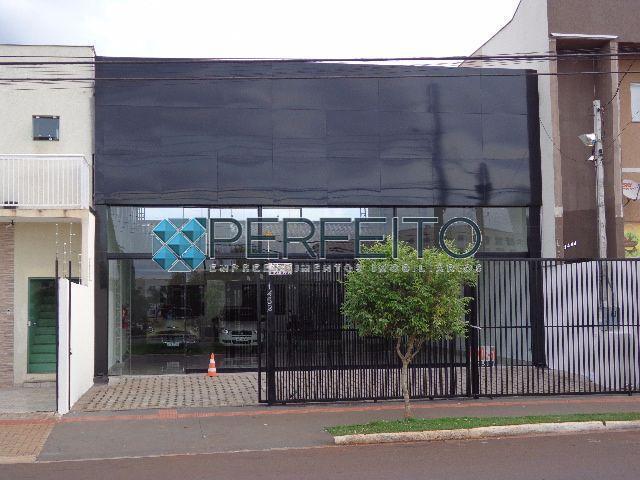 Salão comercial para venda e locação, Aragarça, Londrina.