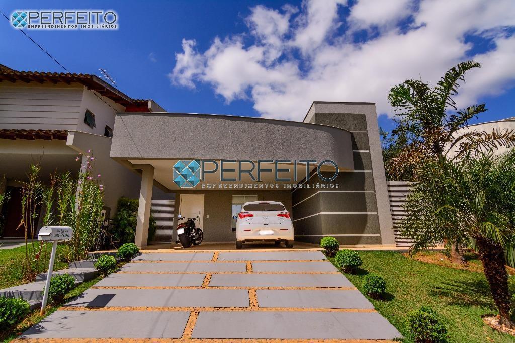 Condomínio Golden Park Residence, Sobrado á Venda, Londrina. Perfeito Empreendimentos Imobiliários