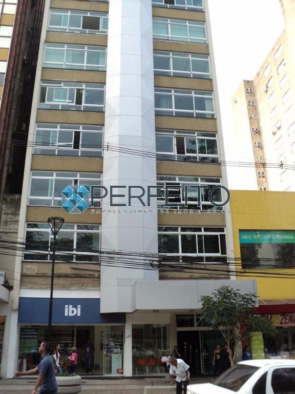 Sala comercial para alugar no centro de Londrina