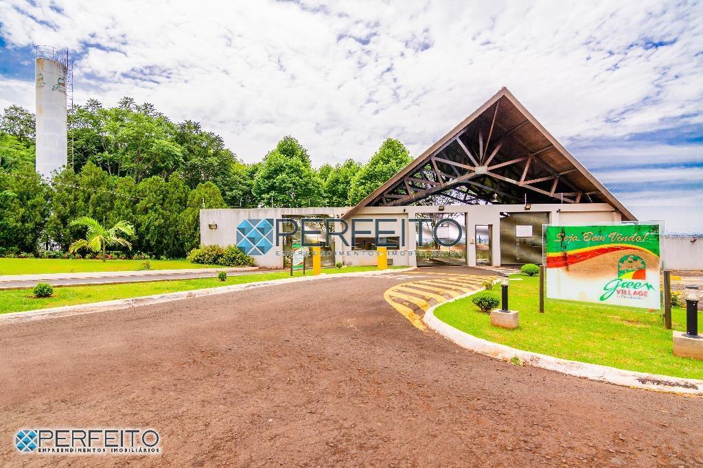 Chácara com 3 dormitórios à venda, 8100 m² por R$ 1.490.000,00 -  Green Village - Cambé/PR