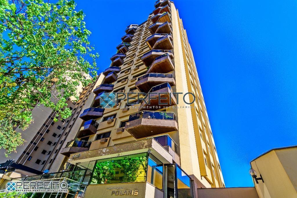 Condomínio Polaris, Apartamento à venda e locação, Centro, Londrina. AP