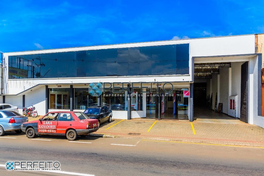 Barracão Comercial, Av. Dez de Dezembro, Londrina, Pr. Perfeito Empreendimentos Imobiliários
