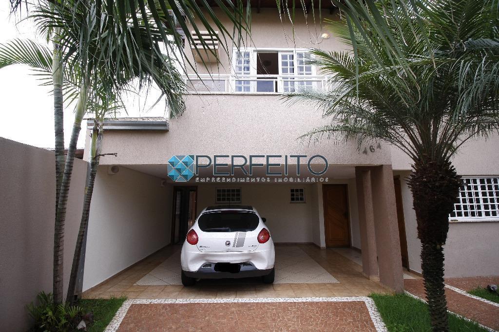 Casa com 3 dormitórios à venda, 232 m² por R$ 650.000 - Santa Mônica - Londrina/PR