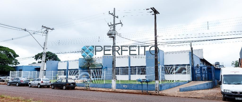 Barracão para alugar, 5000 m² por R$ 20.000/mês - Parque Industrial - Rolândia/PR