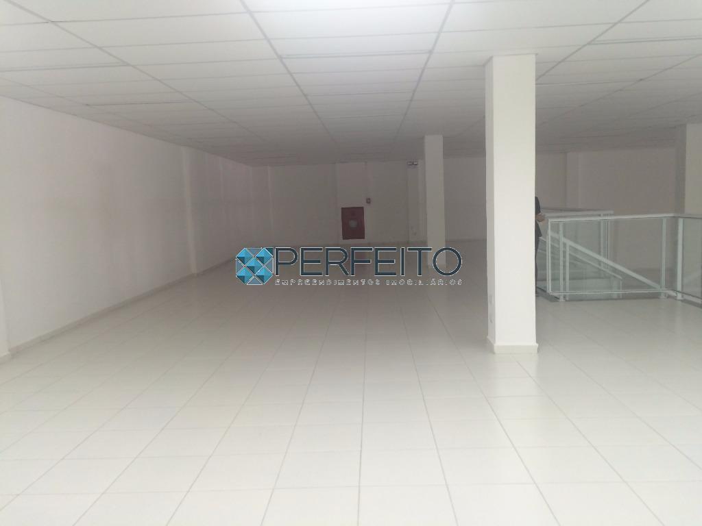 Salão comercial para locação. Centro de Londrina. Perfeito Empreendimentos Imobiliários