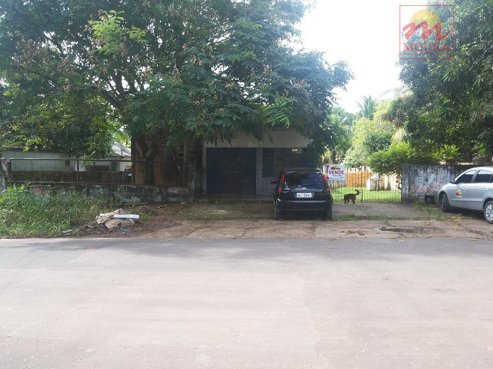 Terreno residencial à venda, Jesus de Nazaré, Macapá - TE0140.