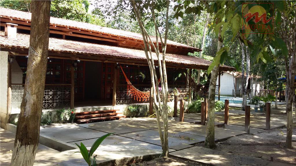 """Hotel de Selva e Marina """"Flor da Amazônia"""""""