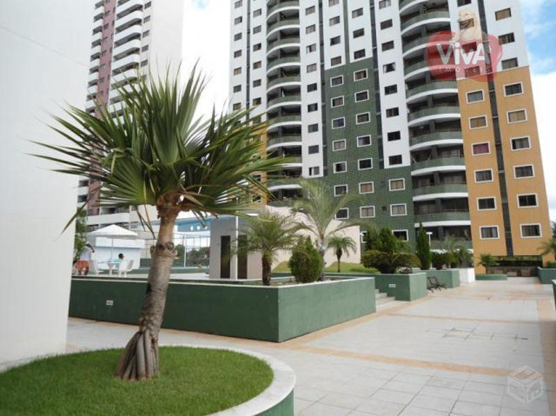 Apartamento residencial à venda, Fátima, Fortaleza - AP2762.