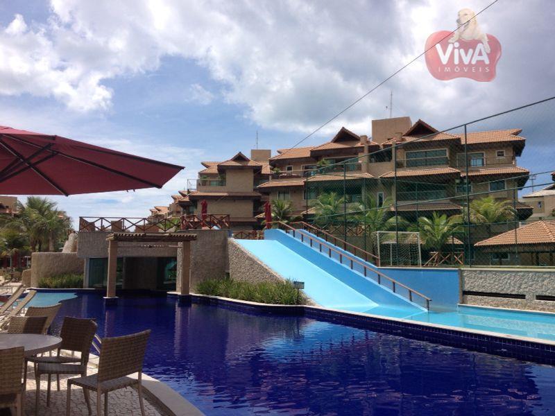 Apartamento Parque das Ilhas à venda, Porto das Dunas, Aquiraz - AP3534.