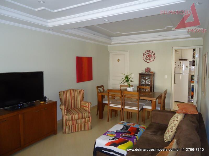 Apartamento  residencial à venda / locação, Jardim Portugal, São Bernardo do Campo.