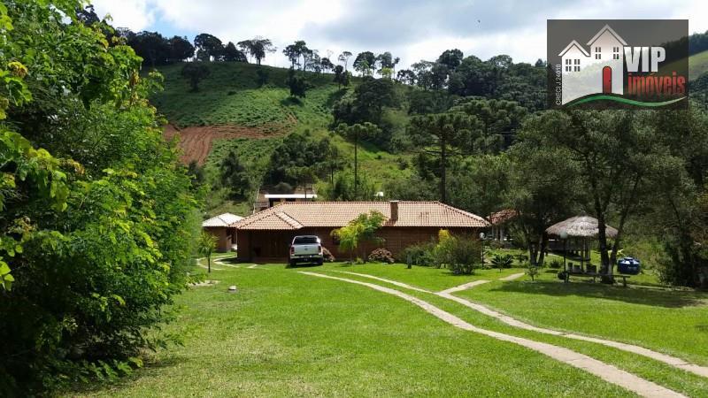 Chácara rural à venda, Zona Rural, Cambuí - CH0020.