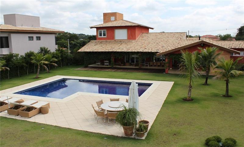 Casa à venda, Condomínio Fazenda Vila Real de Itu, Itu.