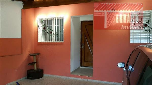 Casa  residencial à venda, Jardim Oriental, Santo André.