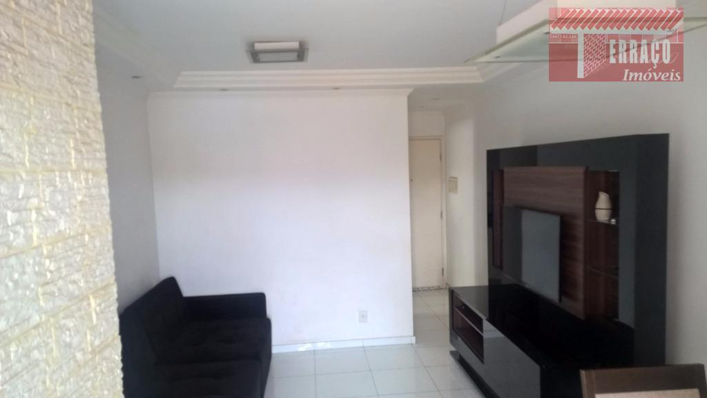 Apartamento residencial à venda, Jardim Oriental, Santo André.