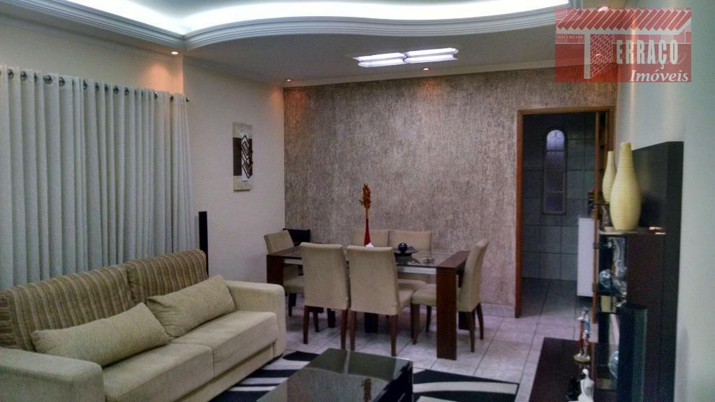 Casa  residencial à venda, Vila Júpiter, São Bernardo do Campo. (Aceita Permuta por Casa na Vila Prudente e Região)