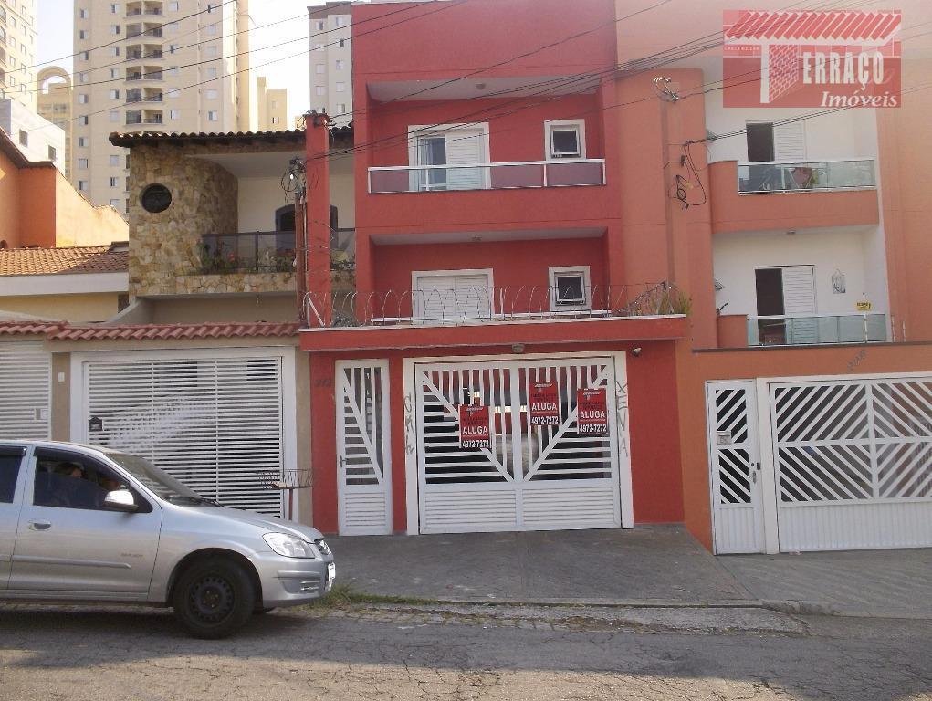 Apartamento residencial para locação, Vila Pires, Santo André - AP0532.
