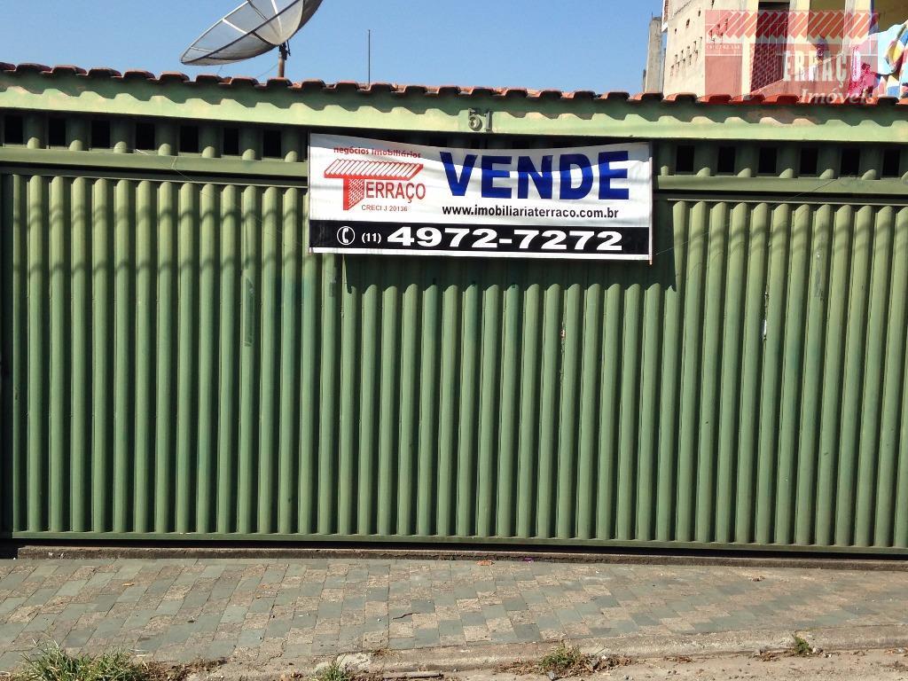 Casa residencial à venda, Vila Helena, Santo André - CA0505.