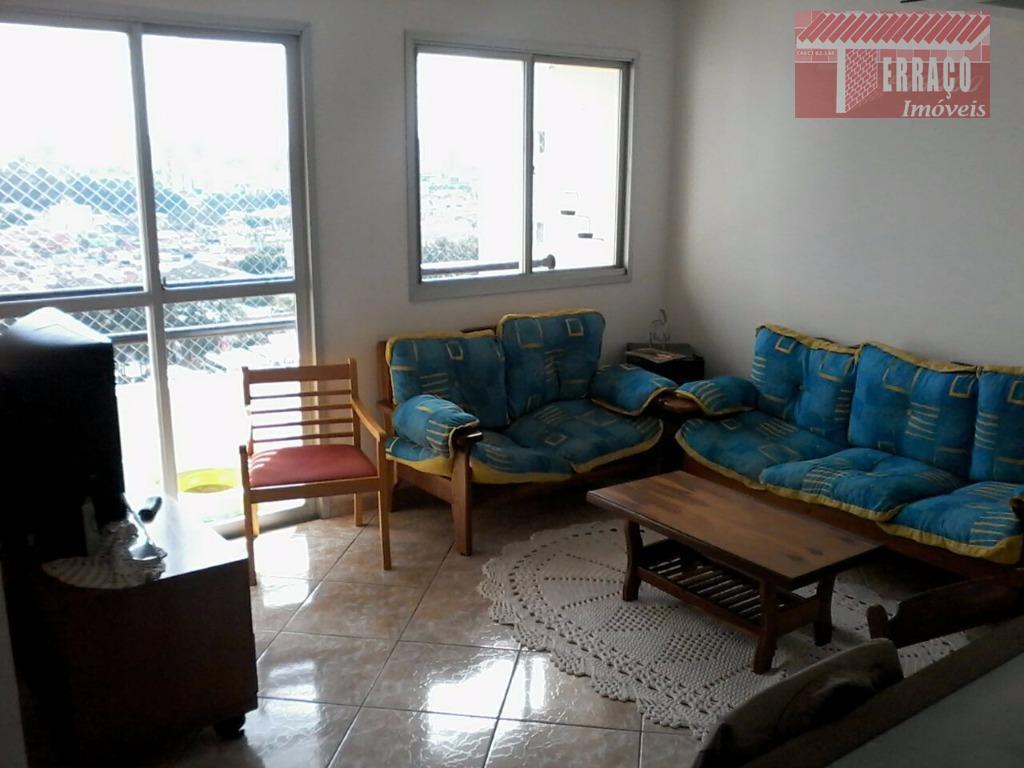 Apartamento residencial à venda, Planalto, São Bernardo do Campo - AP1366.