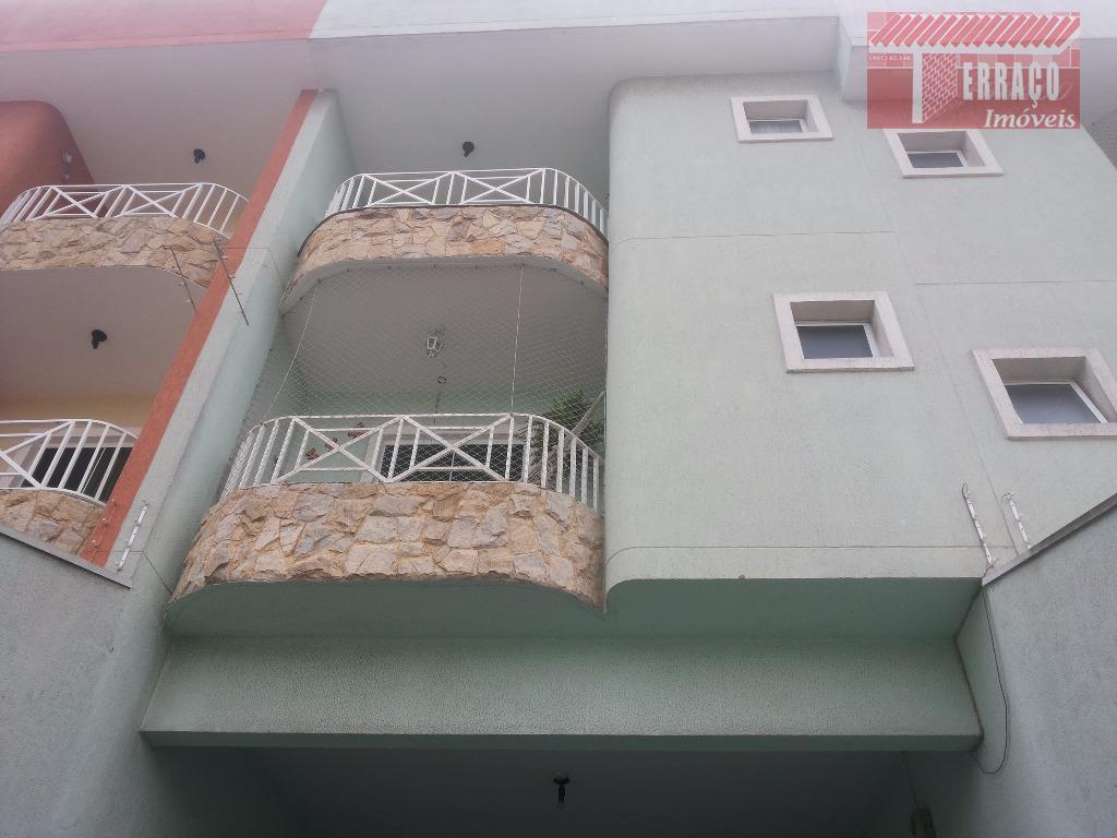 Apartamento residencial à venda, Vila Leopoldina, Santo André - AP1397.