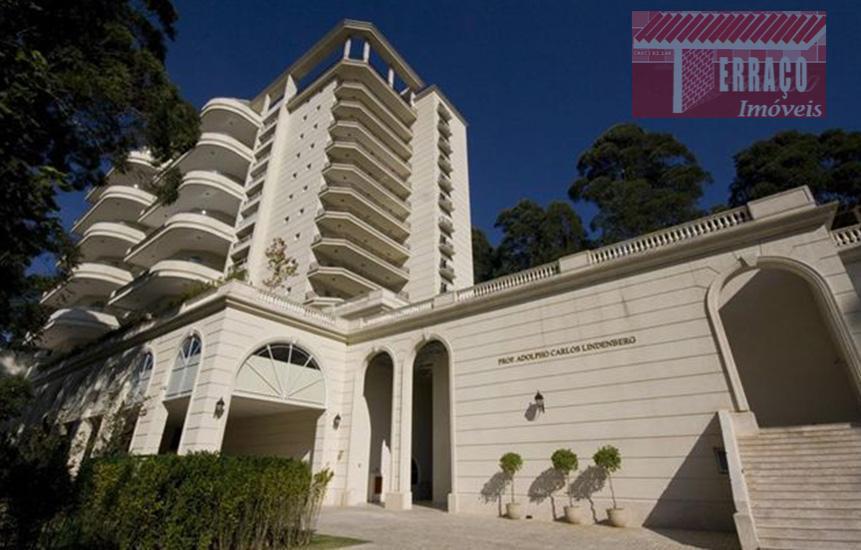 Apartamento alto padrão Morumbi - Adolpho Carlos Lindenberg