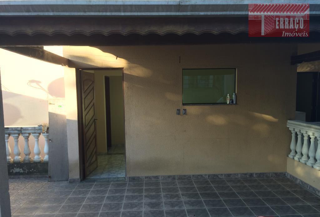 Sobrado residencial à venda, Vila João Ramalho, Santo André - SO0612.