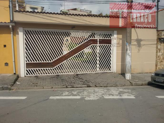 Casa Térrea, Pq. João Ramalho, Santo André, 2 dorm. 3 vgs. 2wc