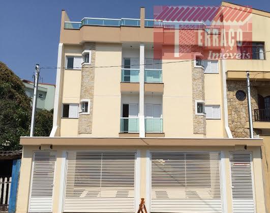 Apartamento s/cond. 2 dorm.1 suite, Pq.das Nações Santo André