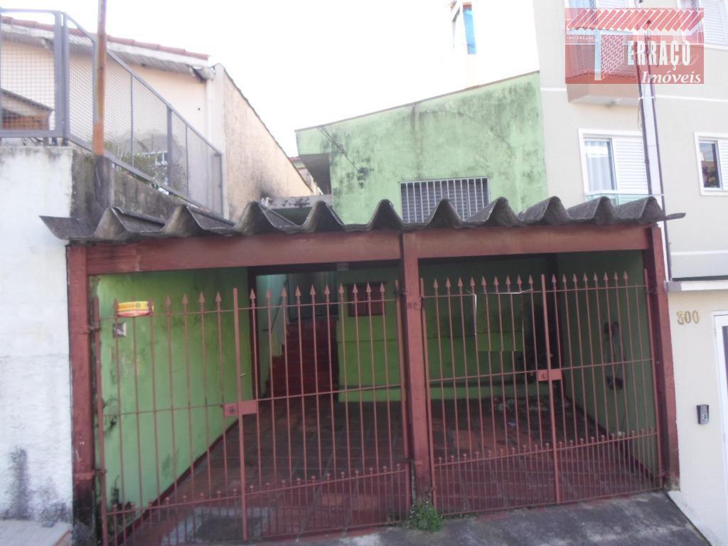 Casa  residencial para locação, Vila Helena, Santo André.