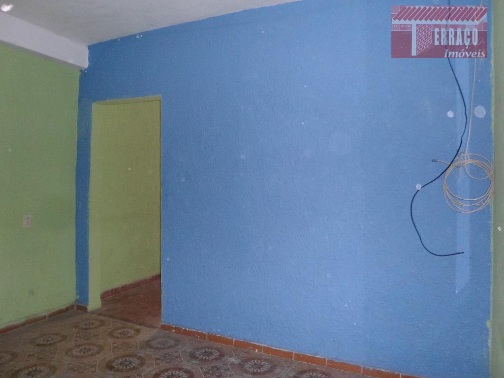 Casa residencial para locação, Vila Linda, Santo André.