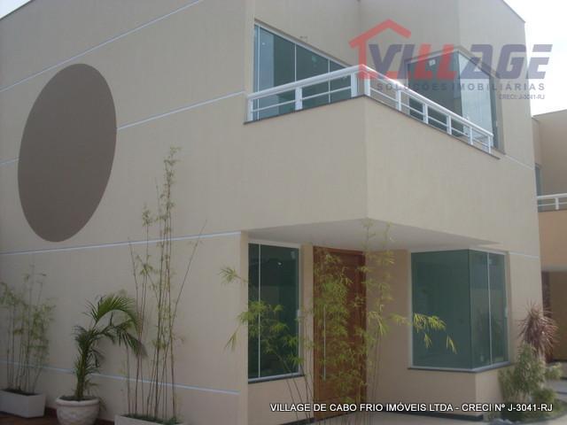 Venda - Casas Duplex em Condomínio de 04 Quartos - Venda
