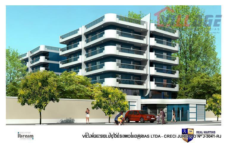 Lançamentos - Apartamentos de 02 Quartos - Lançamentos