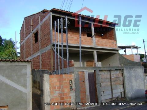 Venda - Casas Duplex Independentes de 02 Quartos - Venda