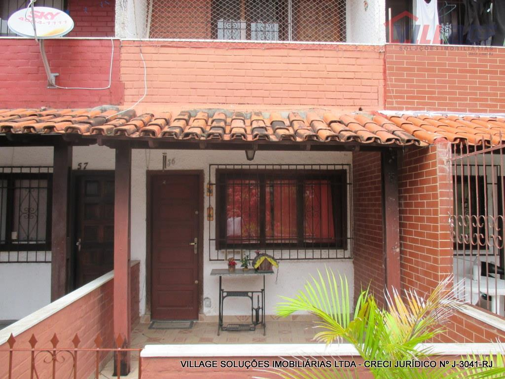 Aluguel Fixo - Casas Duplex em Condomínio de 01 Quarto - Aluguel Fixo