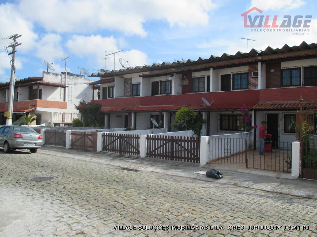 Venda - Casas Duplex em Condomínio de 01 Quarto - Venda