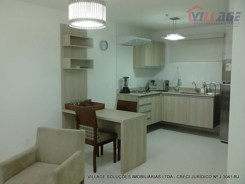 Venda - Apartamentos de 01 Quarto - Venda